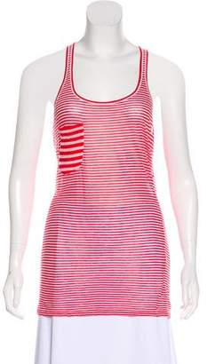 Etoile Isabel Marant Sleeveless Striped Tank