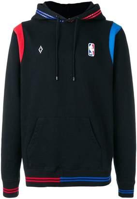 Marcelo Burlon County of Milan NBA themed hoodie