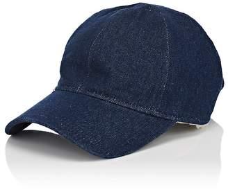 Barneys New York New Era XO NEW ERA XO MEN'S SHEARLING-LINED DENIM BASEBALL HAT