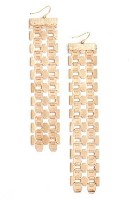 Vanessa Mooney Women's Highway Drop Earrings
