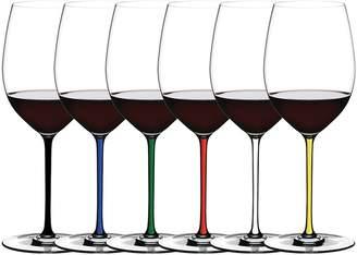Riedel Fatto A Mano Cabernet/Merlot Glass (Set of 6)
