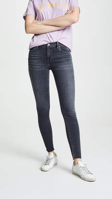 Hudson Nico Rolled Ankle Jeans