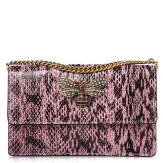 Gucci Queen Margaret Flap Mini White/Sugar Pink