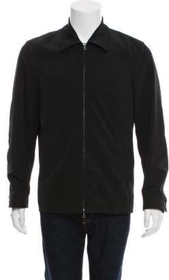 Prada Lightweight Zip-Front Jacket