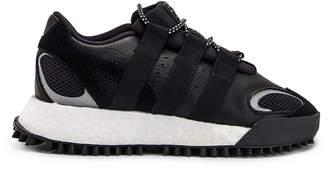 Alexander Wang Adidas By adidas by Wangbody Run Sneaker in Core Black   FWRD