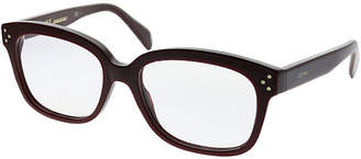 Celine Women's Rectangle 53Mm Optical Frames