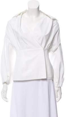 Fendi Lightweight Long Sleeve Top