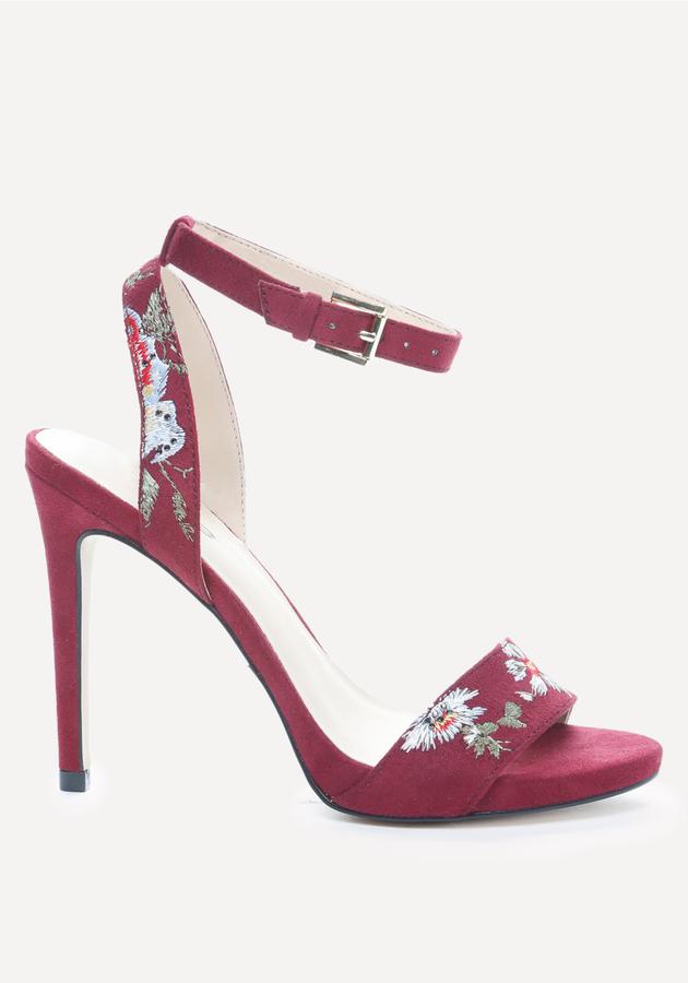 Ingram Embroidered Sandals