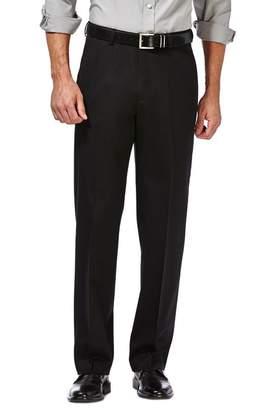 """Haggar Premium No Iron Classic Fit Pants - 29-34\"""" Inseam"""