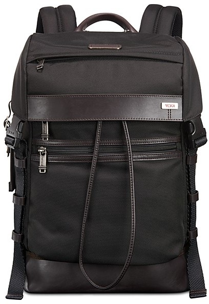 TumiTumi Alpha Bravo Kinser Flap Backpack
