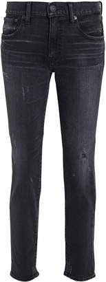 Moussy Vintage Velma Distressed Skinny Jeans