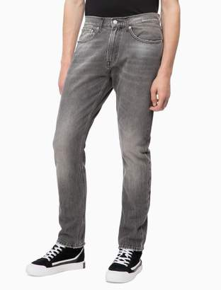 Calvin Klein athletic taper kaiser blue jeans