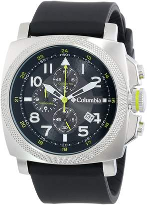Columbia Men's Watches CA101 Series Chronograph PDX Dial Watches 100m Water-Resistant