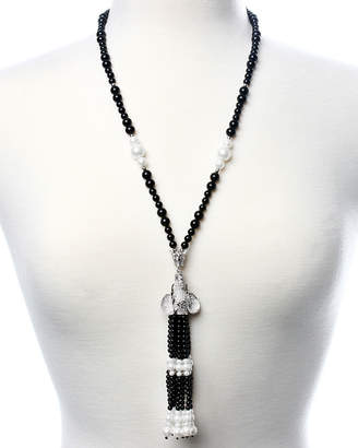 Amrita Singh Cz Elephant 32In Necklace