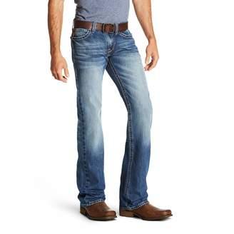 Ariat Mens M7 Rocker Cooper TekStretch Boot Cut Jean 30 36