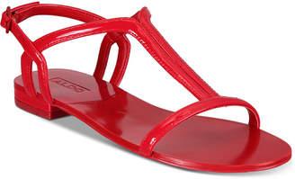 Aldo Audrien Flat Sandals Women Shoes