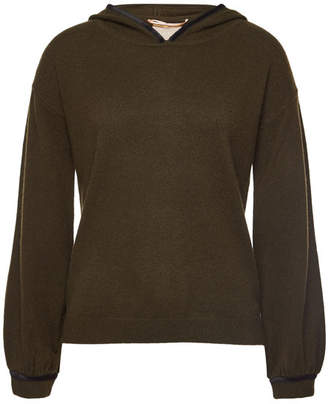 81 Hours Hollie Hoody in Superfine Wool and Cashmere
