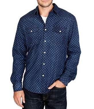 Lucky Brand Men's San Berdu Western Shirt in