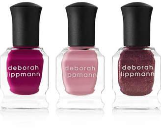 Deborah Lippmann Supervixen Gel Lab Pro Nail Polish Set - Metallic