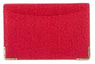 Smythson Embossed Card Holder
