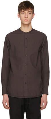 Ziggy Chen Black Mao Shirt