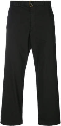 Barena casual belted trousers