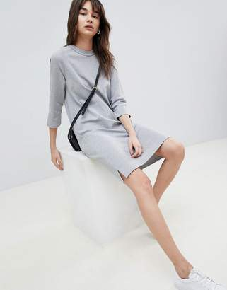 Selected Sweatshirt Dress