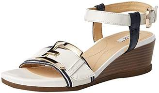 Geox Women's Mary Karmen 1 Wedge Sandal
