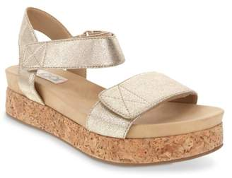 Sugar Microchip Platform Sandal