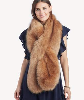 Sole Society Oversize Faux Fur Wrap