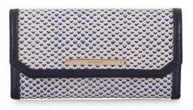 Brahmin Lorena Soft Checkbook Leather Wallet