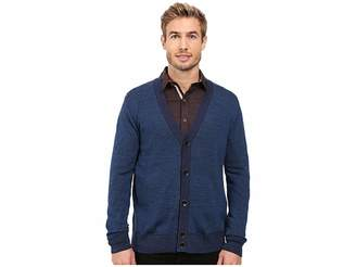 Robert Graham Berengar Cardigan Men's Sweater