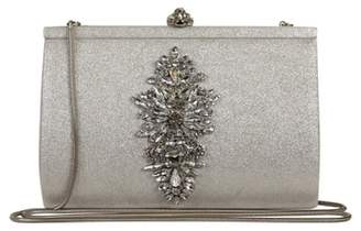 Badgley Mischka Galaxy Embellished Clutch