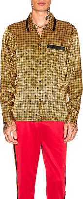 Stussy Geo Satin Shirt