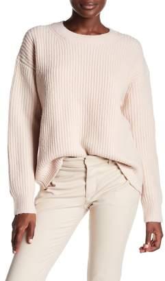 Vince Wool Blend Crew Sweater