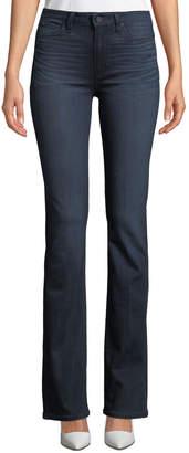 Paige Manhattan High-Rise Boot-cut Jeans