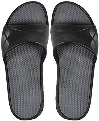 Arena Women's Watergrip W Sports Sandals, Black/Dark Grey 559