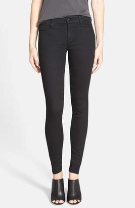 Mother 'The Looker' Mid Rise Skinny Jeans