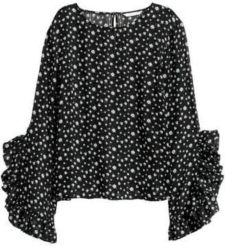 H&M Blouse - Black