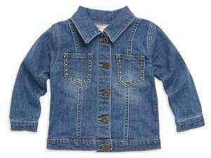 Billieblush Toddler's, Little Girl's& Girl's Reversible Embroidered Tassel Jacket