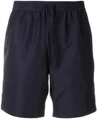 Ami Alexandre Mattiussi elasticized waist Bermuda shorts