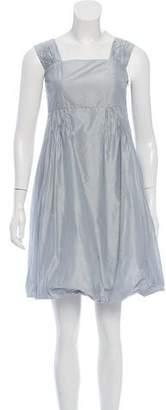 TOMORROWLAND Sleeveless Mini Dress