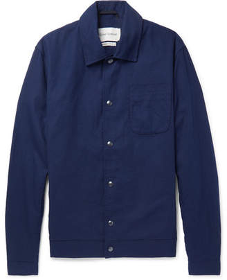 Oliver Spencer Waltham Cotton-Canvas Jacket