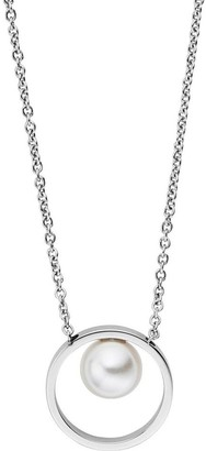 Skagen Skj0973040 Agnethe Stainless Steel Silver-Tone Necklace