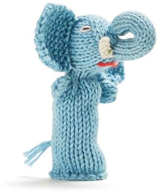 Abc Home Collection Elephant Finger Puppet