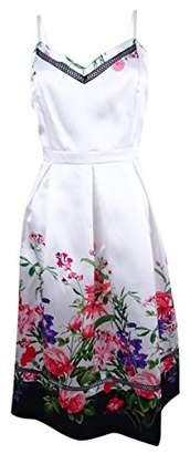 Jessica Simpson Women's Floral ed Dress