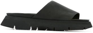 Peter Non waterproof overflat sandals