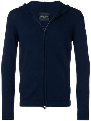 Roberto Collina cashmere hooded jacket