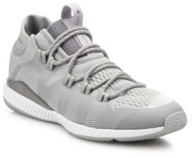 adidas by Stella McCartney Crazymove Bounce Mid-Top Trainer Sneakers $180 thestylecure.com
