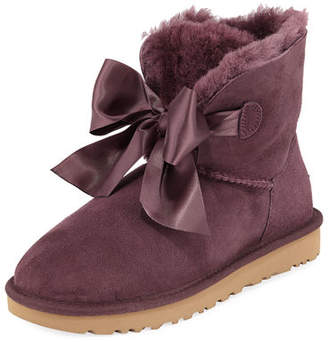 UGG Gita Bow Mini Boots